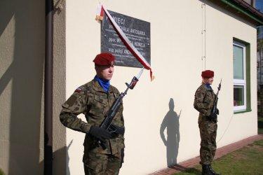 Obchody 77. rocznicy zbrodni katyńskiej w Moszczenicy