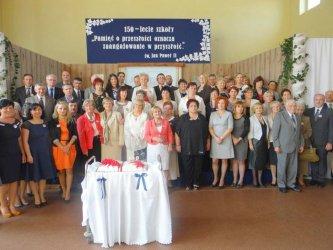 Podstawówka w Dąbrowie nad Czarną świętowała urodziny
