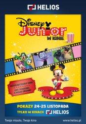 """Helios zaprasza na """"Disney Junior w Kinie 3""""!"""