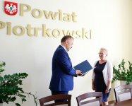 Dorota Cudzich nowym dyrektorem PUP w Piotrkowie