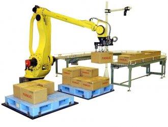 Roboty paletyzujące to pomoc, jakiej szukasz!