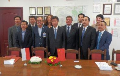 Piotrków pozyska partnerów z Chin?