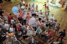 46. ¦wierszczykowe Wierszyki, czyli Wojewódzkie Obchody Dnia Dziecka w £ódzkim Dom Kultury