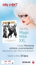 """""""Magic Mike XXL"""" w czwartkowym Kinie Kobiet"""