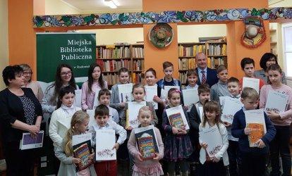 Dzieciaki z Piotrkowa nagrodzone w konkursie plastycznym