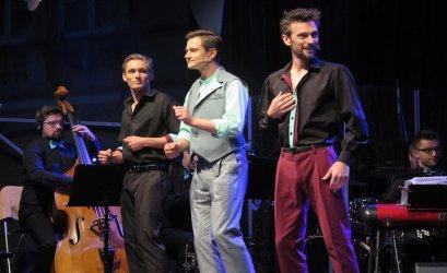 Muzyczna podróż na Saską Kępę