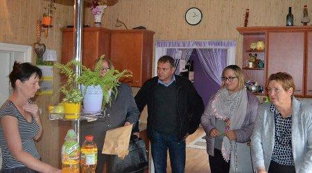 Sołectwa z gminy Wola Krzysztoporska pomogły poszkodowanym w nawałnicach