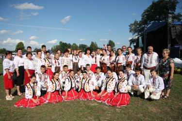 Pierwszy Folk Festiwal w Aleksandrowie