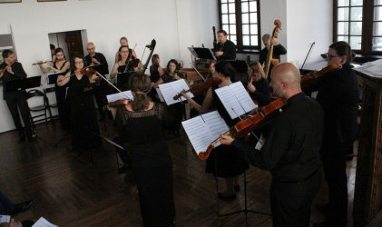 Muzyka z XVII i XVIII rozbrzmiewała w Piotrkowie