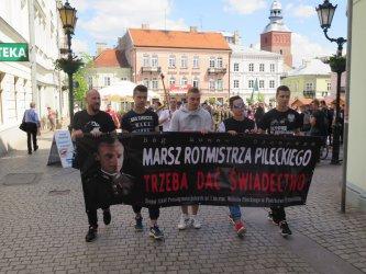 Piotrkowski Marsz Pileckiego