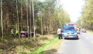 Tragedia na drodze. Zgin�� 19-letni ch�opak