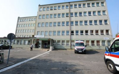 Bakterie w wodzie w piotrkowskim szpitalu