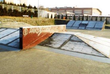 Naprawią piotrkowski skatepark