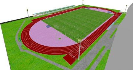 Wybudują stadion lekkoatletyczny