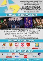 Chrześcijańskie Spotkania Młodych w Moszczenicy