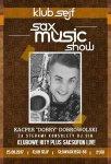 Sax Live Music Show w klubie Sejf