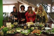 Wola Krzysztoporska na Miêdzynarodowych Targach Turystyki Kulinarnej