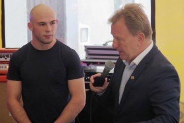Zapaśnik z Piotrkowa dwukrotnie usunięty ze zgrupowania kadry