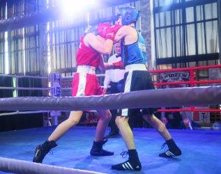 Młodzi bokserzy zmierzyli się w Gorzkowicach