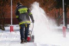 Kogo zima zaskoczy³a w styczniu?