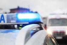 Wypadek pod Piotrkowem. Jedna osoba ranna