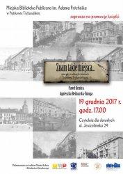Kolejna publikacja o dziejach Piotrkowa Trybunalskiego