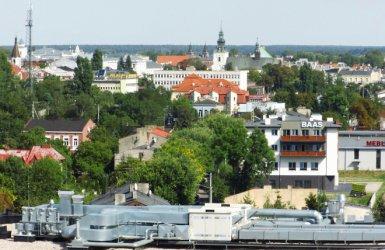 Alarm w Piotrkowie - zawyły syreny