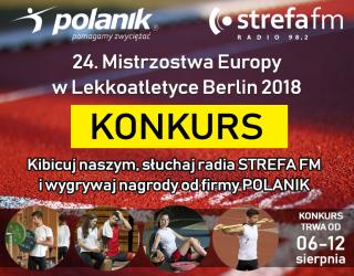 Mistrzowie Europy walczyli o medale używając sprzętu Polanika