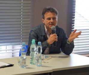 Spotkania z pisarzem Mariuszem Koperskim
