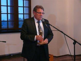 Leszek Józefacki odebrał Złotą Wieżę Trybunalską