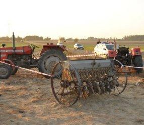 Wypadki rolników w Łódzkiem. Alarmująca statystyka za 2016 rok