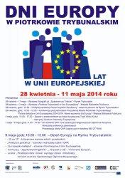 Dni Europy w Piotrkowie Trybunalskim