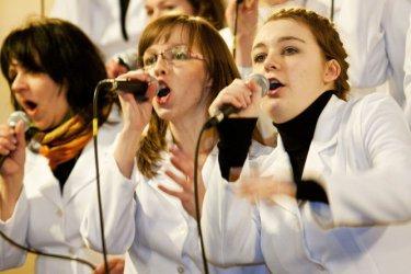 Radość, miłość, muzyka w piotrkowskiej Farze