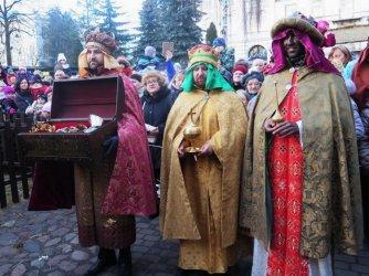 Orszak Trzech Króli przejdzie ulicą Słowackiego