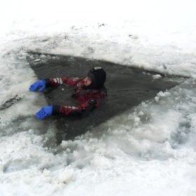 W niedzielê w Sulejowie æwiczenia z ratownictwa lodowego