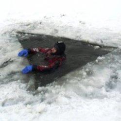 W niedzielę w Sulejowie ćwiczenia z ratownictwa lodowego