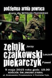 Zagrają w hołdzie dla płk. Witolda Pileckiego