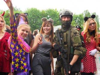 Tak się bawi UJK - Juwenalia w Piotrkowie