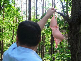 Dzikie żądze w lasach pod Piotrkowem