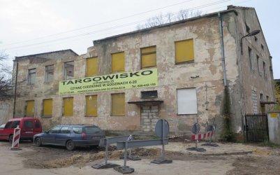 Budynek po Metalplaście. Sprawę bada prokuratura