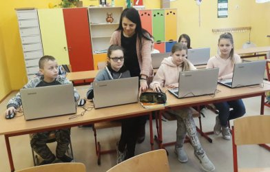 """Wola Krzysztoporska: """"Szkoła Inspiracji"""" już po półmetku"""