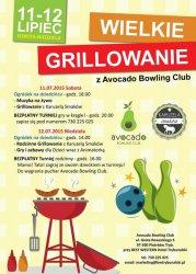 Wielki Grillowanie z Avocado Bowling Club!