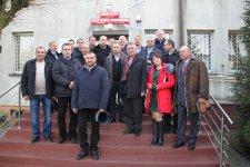 Ukraiñscy samorz±dowcy odwiedzili Moszczenicê