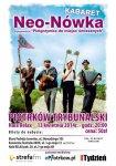 Kabaret NEO-NÓWKA wyst±pi w Piotrkowie