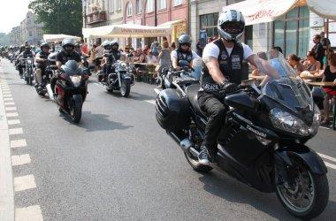 Motocykle i rockowe brzmienie w Piotrkowie