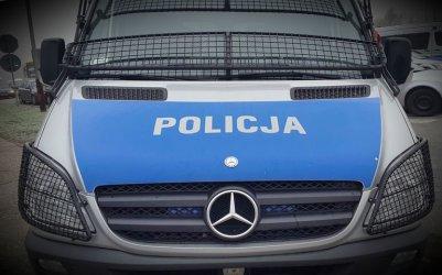 Policjant na służbie pod wpływem narkotyków