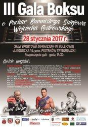 Lubisz boks? Przyjedź do Sulejowa!