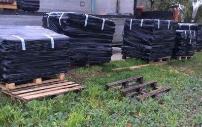 Azbest znika z gminy Grabica