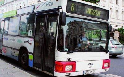 Autobusy pojadą objazdem