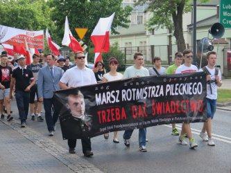 Szkoła zaprasza na Marsz Pileckiego